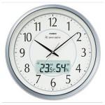 CASIO(カシオ) waveceptor 電波壁掛け時計